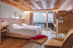 Swiss Alpine Hotel Allalin